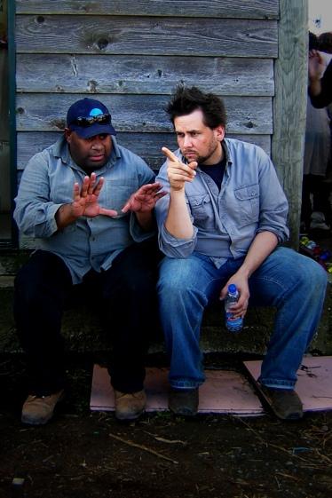 "Murray Lui & Simon J Chapman ACS, ""Double the Fist"" (Series 2), 2007"