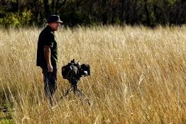 "Craig Berkman survey his surroundings. ""Landline"", ABC. 2015"