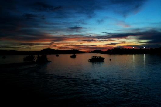 Thursday Island Sunset, 2011