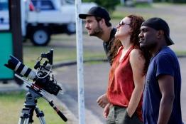 "Dylan McDonald, Danielle MacLean & Bernard Namok Jr. ""Carry the Flag"" 2016"