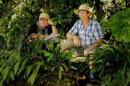 "Simon Watt & Jerry Coleby-Williams, ""Gardening Australia"" 2016"