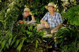"Simon Watt & Jerry Coleby-Williams, ""Gardening Australia"" 2016"